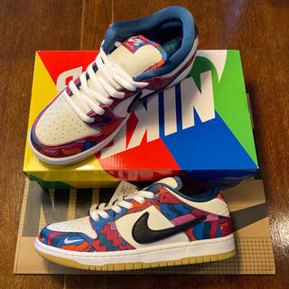 NIKE - NIKE DUNK LOW parra Abstract