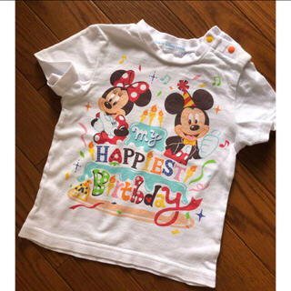 Disney - バースデー服 90cm