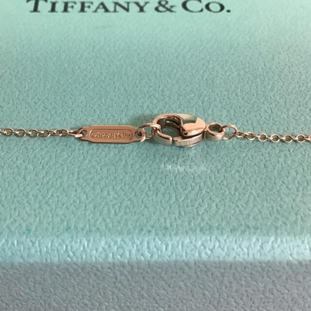 Tiffany & Co.(ティファニー)の期間限定 希少 極美品 ティファニーエンチャントハートペンダント レディースのアクセサリー(ネックレス)の商品写真