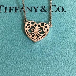Tiffany & Co. - 期間限定 希少 極美品 ティファニーエンチャントハートペンダント