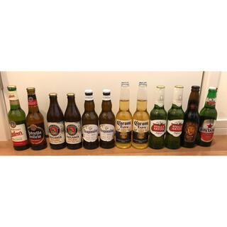 世界のビール 飲み比べセット 12本