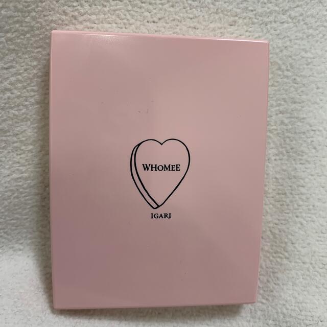 フーミー【WHOMEE】アイブロウパウダー Nブライトブラウン コスメ/美容のベースメイク/化粧品(パウダーアイブロウ)の商品写真