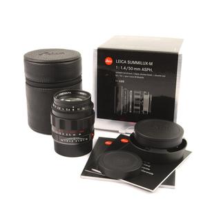 LEICA - 新品 Leica summilux ライカ ズミルックス M50mm F1.4