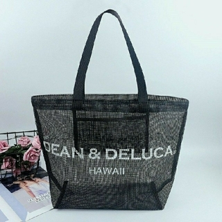 DEAN & DELUCA - 新品★DEAN&DELUCA ハワイメッシュトートバッグ