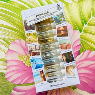 Maison Martin Margiela - レプリカ ディスカバリー 香水 セット メモリーボックス 10種類 x 2ml