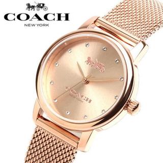 COACH - 【新品】COACH レディース 腕時計