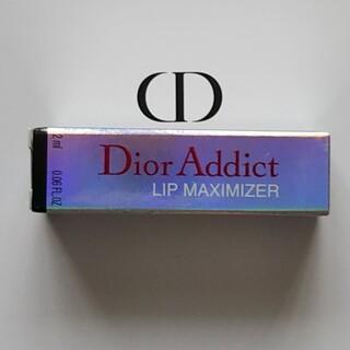 ディオール(Dior)のディオール マキシマイザー ミニ 001 ピンク(リップグロス)