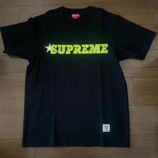 シュプリーム(Supreme)の神grow様専用 新品❗️シュプリーム STAR logo Tシャツ 黒 M(Tシャツ/カットソー(半袖/袖なし))