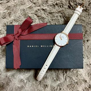 Daniel Wellington - Daniel Wellington  腕時計 ホワイト