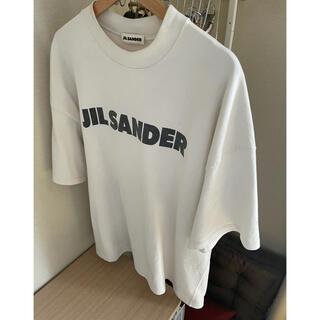 Jil Sander - Jilsander 2019春夏ロゴTシャツ