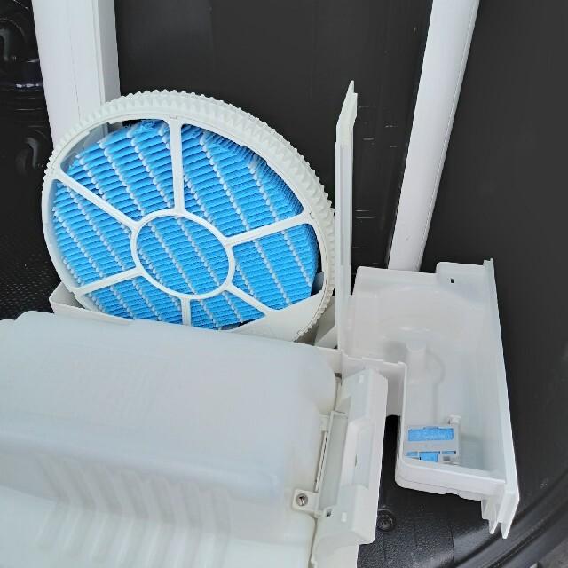 SHARP(シャープ)のたこやき様 SHARP 加湿空気清浄機 KI-JP100-W スマホ/家電/カメラの生活家電(空気清浄器)の商品写真