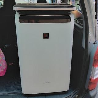 SHARP - SHARP 加湿空気清浄機 KI-JP100-W