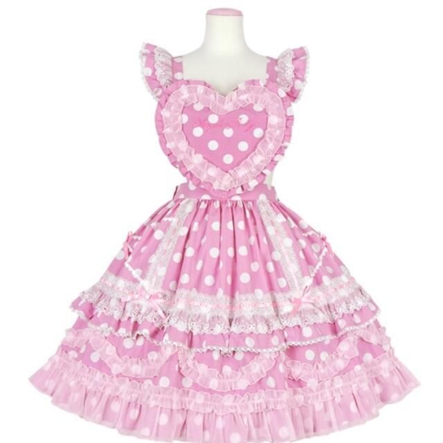 Angelic Pretty(アンジェリックプリティー)のアンジェリックプリティ スカート レディースのスカート(ひざ丈スカート)の商品写真