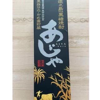 奄美大島にしかわ酒造 あじゃ 黒 25度 900ml(焼酎)