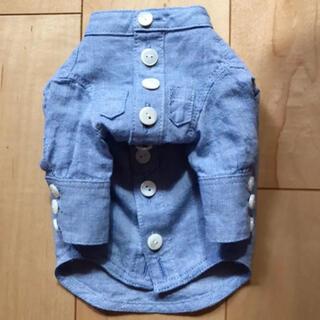 限定品 アトリエgg ファーマーズシャツ シャツ 0サイズ