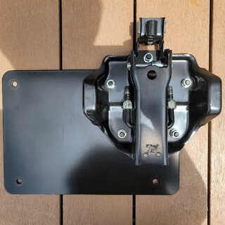 JB64,JP74t用 スペアタイヤ移動プレート