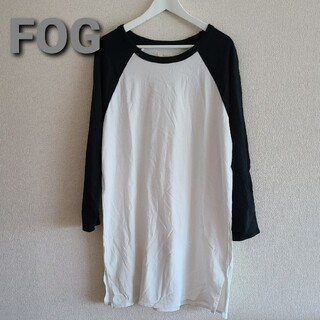 FEAR OF GOD - FOG collection one ラグランスリーブカットソーsizeL
