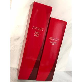 ASTALIFT - 【化粧水 & 乳液 セット】アスタリフト モイスト ローション & エマルジョン