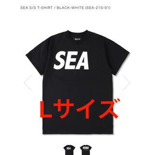 Supreme - Lサイズ WIND AND SEA S/S T-SHIRT