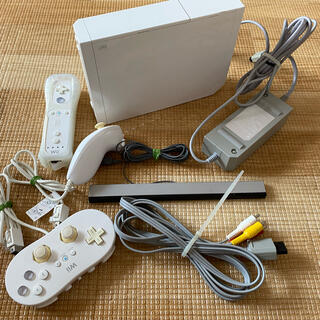 Wii - 美品 wii本体一式