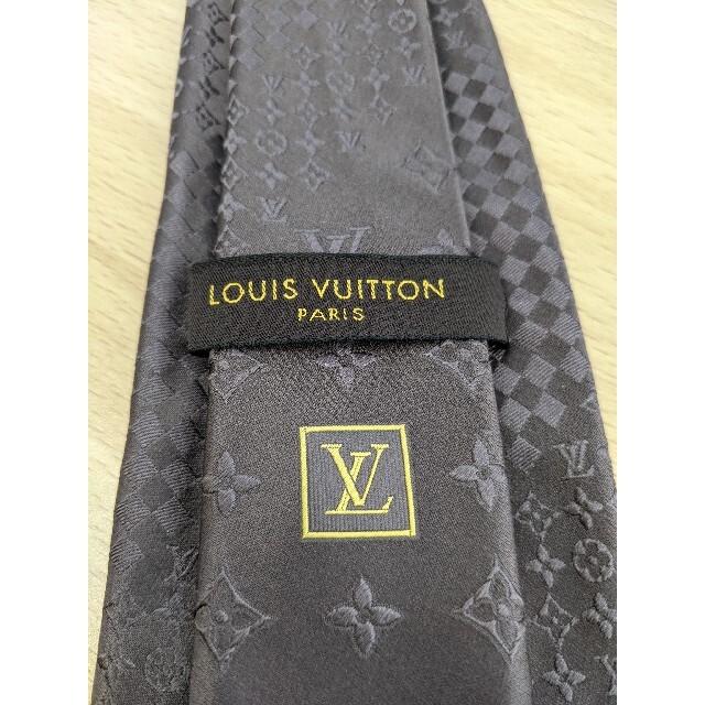 LOUIS VUITTON(ルイヴィトン)のルイヴィトン ネクタイ メンズのファッション小物(ネクタイ)の商品写真