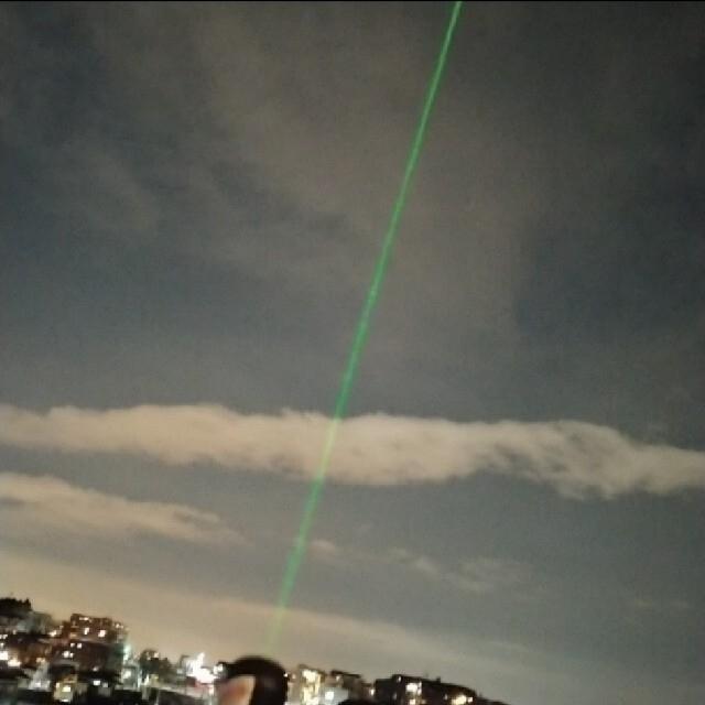レーザーポインター インテリア/住まい/日用品のライト/照明/LED(その他)の商品写真