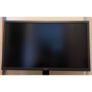 エイサー(Acer)のAcerゲーミングモニター 28インチ 4K KG281KAbmiipx(ディスプレイ)