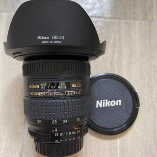 Nikon - nikon 18-35 f3.5-4.5 ED