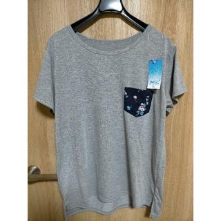 シマムラ(しまむら)の未使用 吸水速乾 Tシャツ(Tシャツ/カットソー(半袖/袖なし))