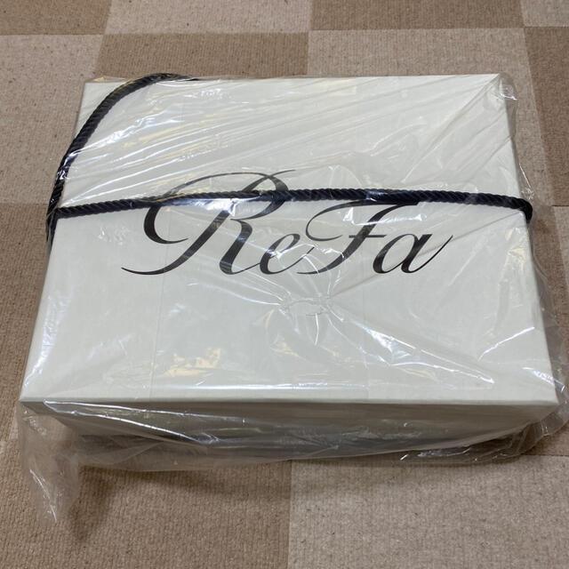 ReFa(リファ)のリファ ビューテックドライヤー ブラック スマホ/家電/カメラの美容/健康(ドライヤー)の商品写真