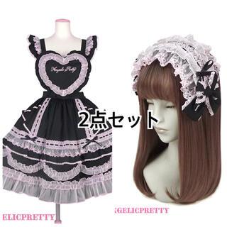 Angelic Pretty - Angelic Pretty Heart 2点セット
