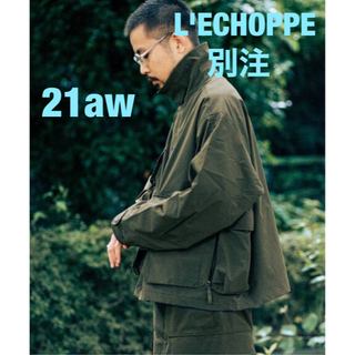 DAIWA - DAIWA PIER39 L'ECHOPPE 別注 JKT  Lサイズ カーキ