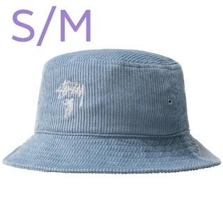 STUSSY - STUSSY UNION CORDUROY BUCKET HAT