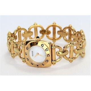 Gucci - グッチ GUCCI 女性用 腕時計 電池新品 s1306