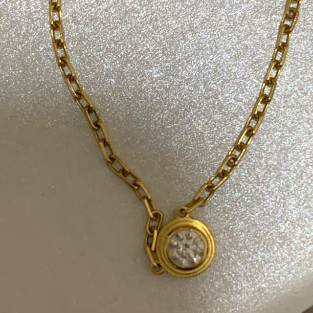 Cartier(カルティエ)のカルティエ ディアマンレジェ sm レディースのアクセサリー(ネックレス)の商品写真