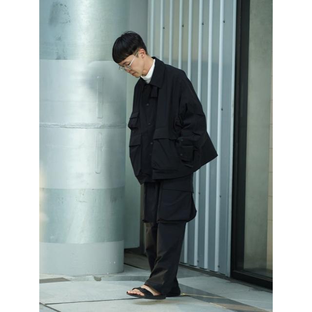 DAIWA(ダイワ)の黒 サイズM【DAIWA PIER39/ ダイワ ピア39】別注 PANTS メンズのパンツ(ワークパンツ/カーゴパンツ)の商品写真