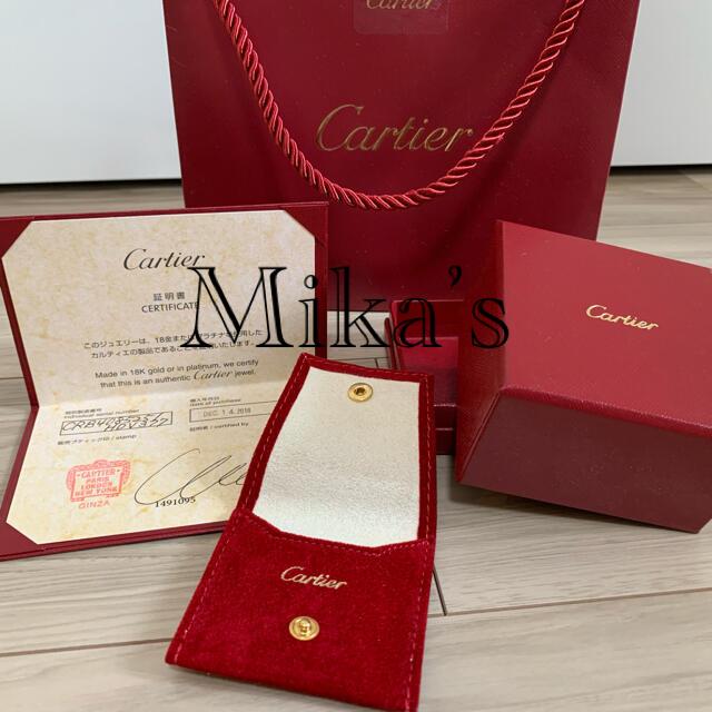 Cartier(カルティエ)のカルティエ 💍 ❤️ラブリング レディースのアクセサリー(リング(指輪))の商品写真