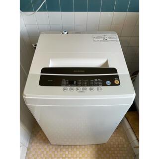 アイリスオーヤマ - 137 アイリスオーヤマ 5Kg洗濯機 IAW-T501 2020年製