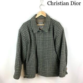 Christian Dior - Christian Dior   VINTAGE ウール ジャケット