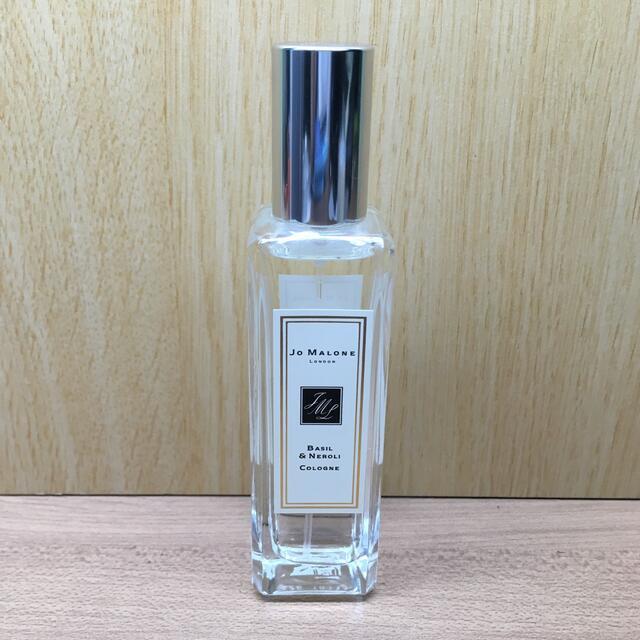 Jo Malone(ジョーマローン)の【新品同様】30ml ジョーマローン バジル ネロリ コスメ/美容の香水(香水(女性用))の商品写真