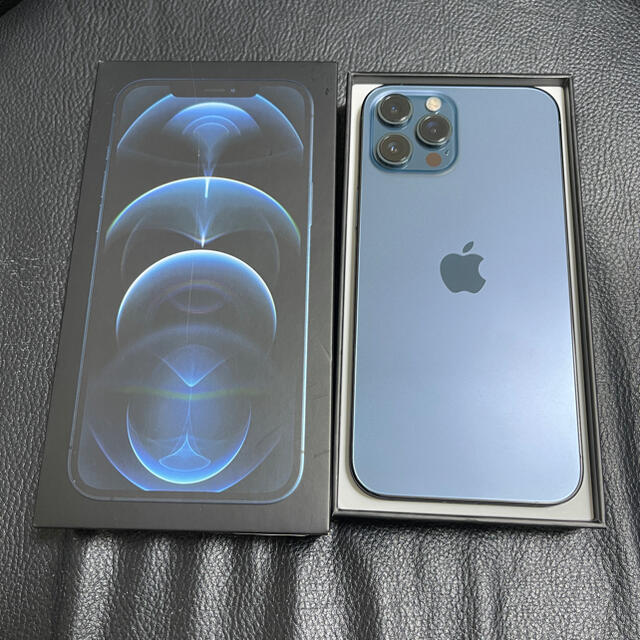 iPhone(アイフォーン)の訳ありiPhone12 ProMax512G 利用制限❌ソフトバンク スマホ/家電/カメラのスマートフォン/携帯電話(スマートフォン本体)の商品写真