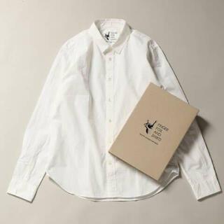 JOURNAL STANDARD - 新品 FINGER FOX AND SHIRTS 長袖シャツ ホワイト Lサイズ
