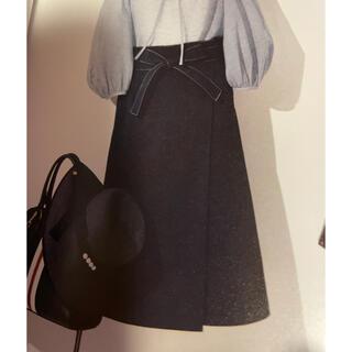 M'S GRACY - エムズグレイシー  カタログ掲載色違いスカート40