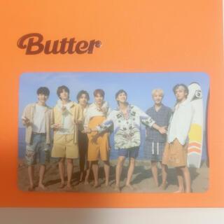 防弾少年団(BTS) - Butterトレカ Peaches all オール