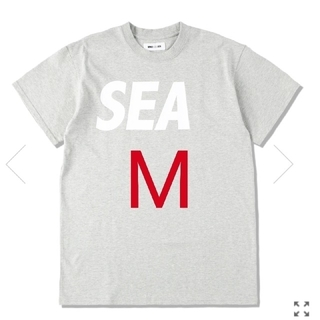 wind and sea ヘザーグレー M