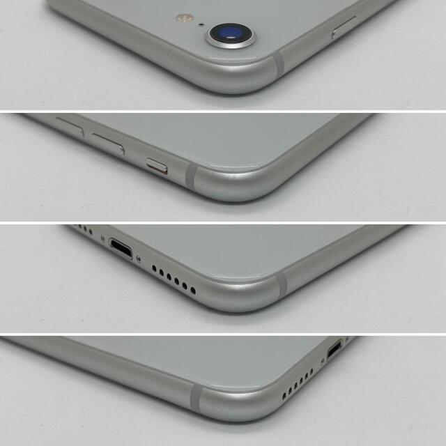 iPhone(アイフォーン)のiPhone 8 Silver 64 GB SIMフリー 本体 _704 スマホ/家電/カメラのスマートフォン/携帯電話(スマートフォン本体)の商品写真