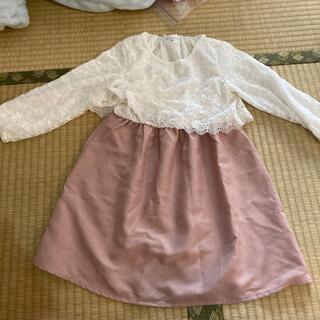 ワンピース 100 女の子 入園式(ドレス/フォーマル)