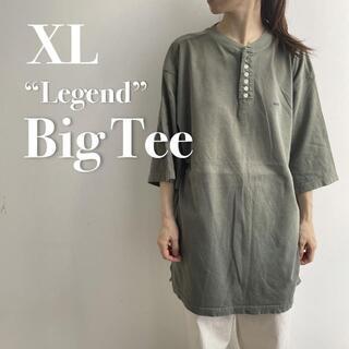【314】カットソー Legend 半袖 ビッグサイズ