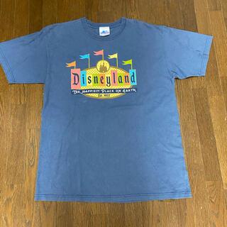 Disney - 古着 old disney 50周年 DIsneyland tシャツ