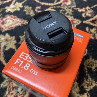 SONY - SONY E35mm F1.8 OSS